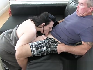 StepMommy Joins Sharing in StepDaddy/StepDaughter Majority